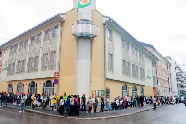 Norwegian Mosque Shooting