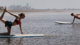 New York Woman Drowns in Stand-Up Paddleboard Yoga Class Accident