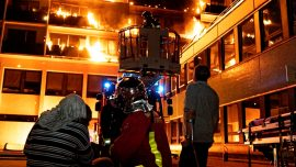 At Least 1 Killed, 8 Injured, After Fire Breaks Out in Hospital Near Paris