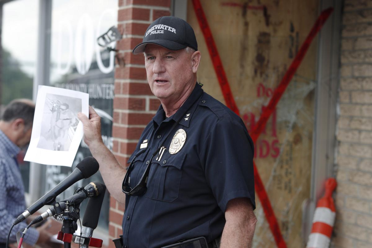 Police Chief John Mackey