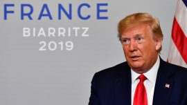 Trump Says He Approved Iranian Minister Zarif's Visit to G7 Summit