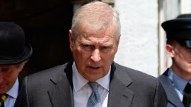 Video Shows Prince Andrew Inside Jeffrey Epstein's Mansion, Royal Family Issues Statement