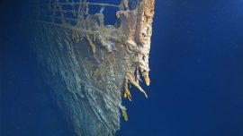 First Titanic Dives in 14 Years Reveal How the Ocean Floor Is Swallowing up the Shipwreck