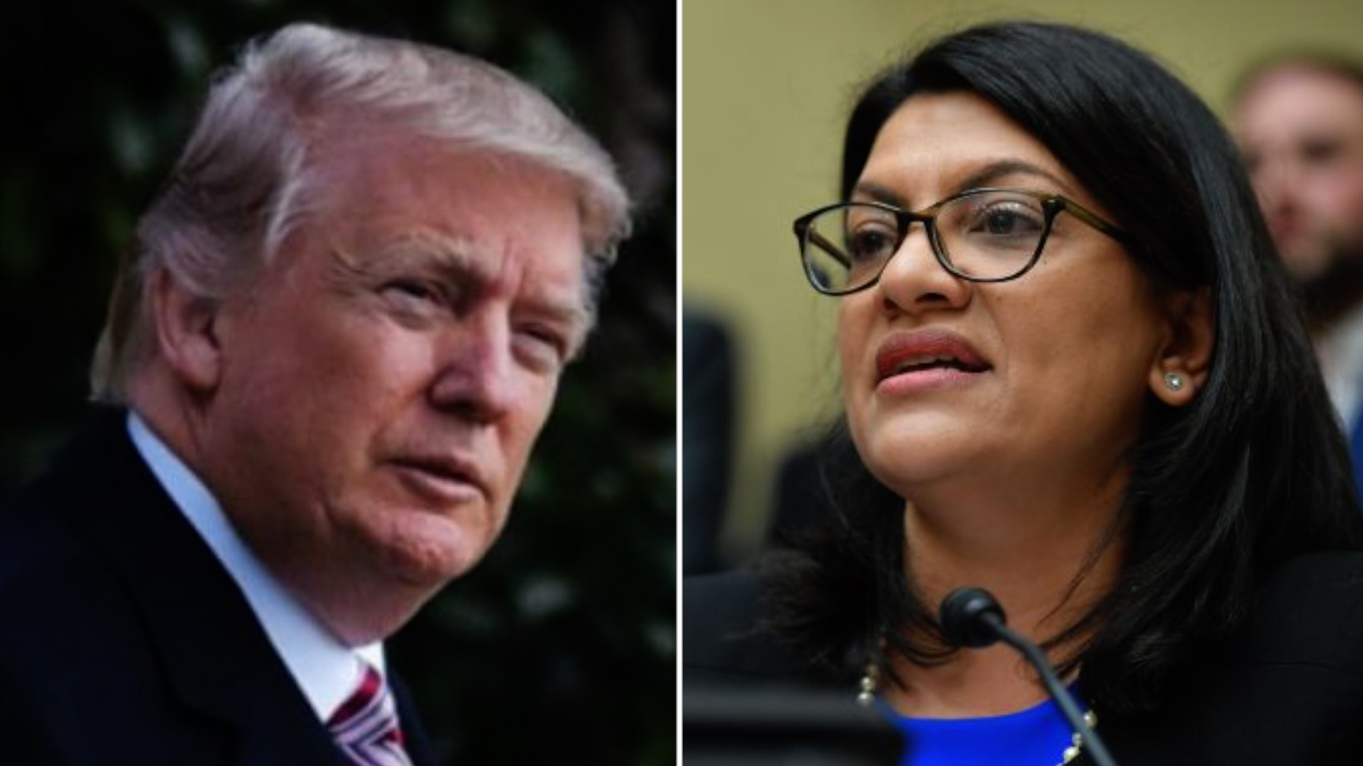 Omar and Tlaib Publicly Attack Israel's Decision to Bar Them From the Country