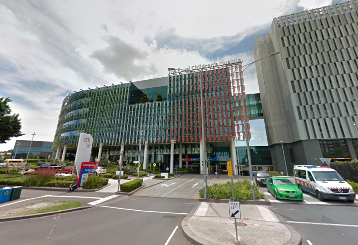 Royal Childrens hospital Melbourne