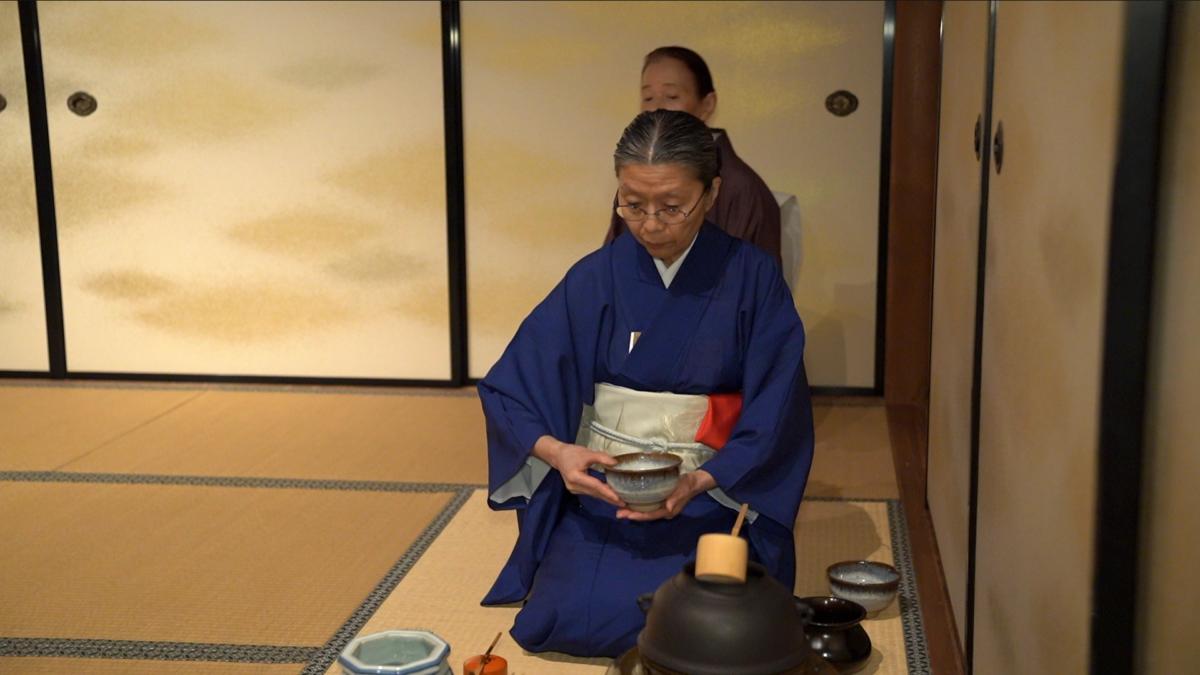 urasenke-tea ceremony