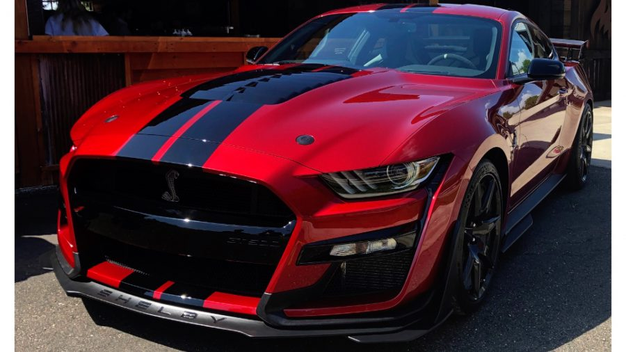 Ford Shows Most Powerful Street-Legal Mustang With 760 Hp, Sales Starting This Fall