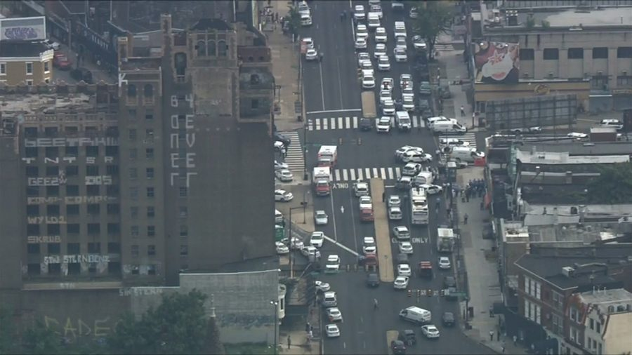 Police Respond to Shooting in Philadelphia, at Least 6 Officers Shot