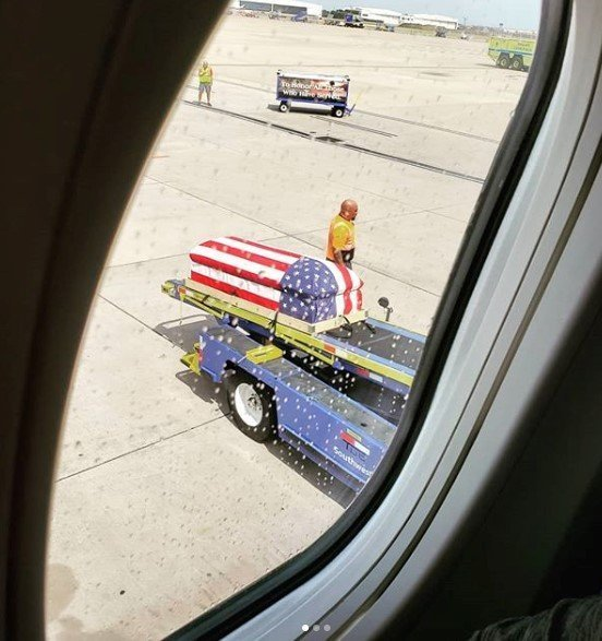 Southwest Pilot Flies Home Remains of Fallen Vietnam Veteran Father