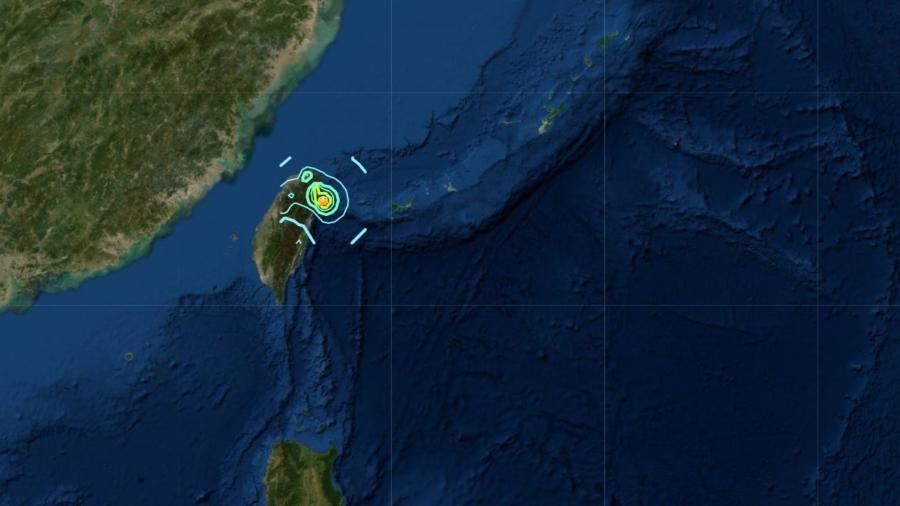Magnitude 6.0 Quake Rattles Taiwan, Triggers Some Power Cuts