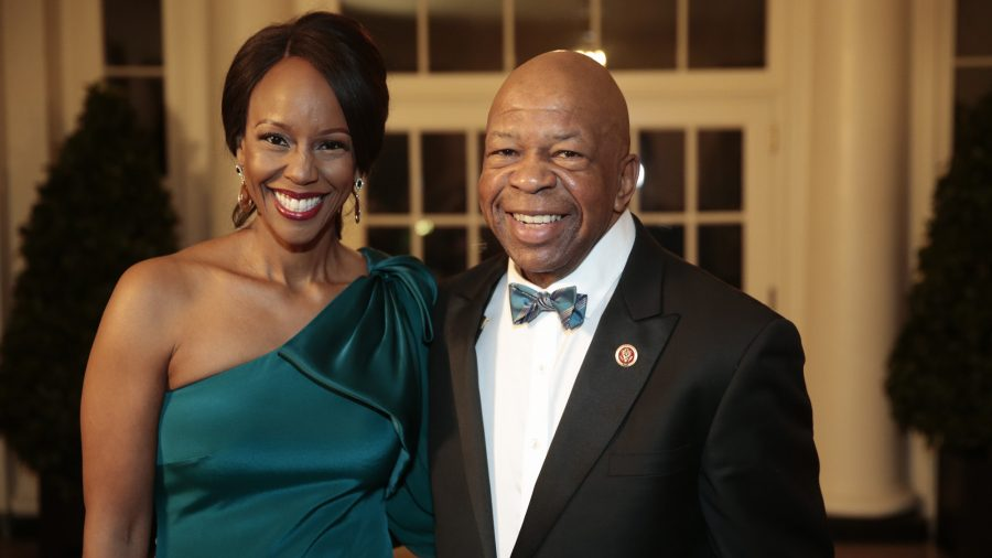 Elijah Cummings' Wife Posts Photos of Alleged Burglar to Crowdsource His Identity