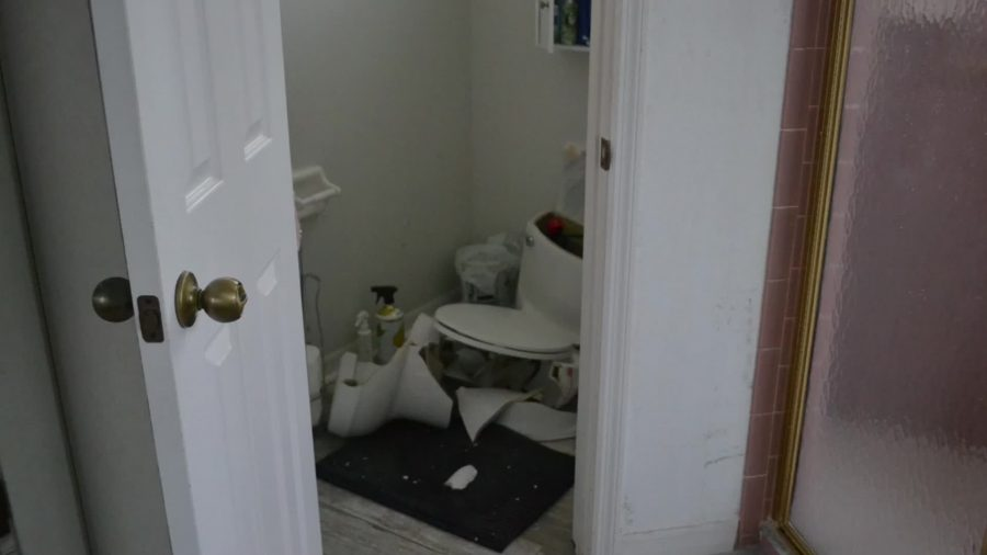 Florida Woman Says Toilet Explodes After Lightning Strike