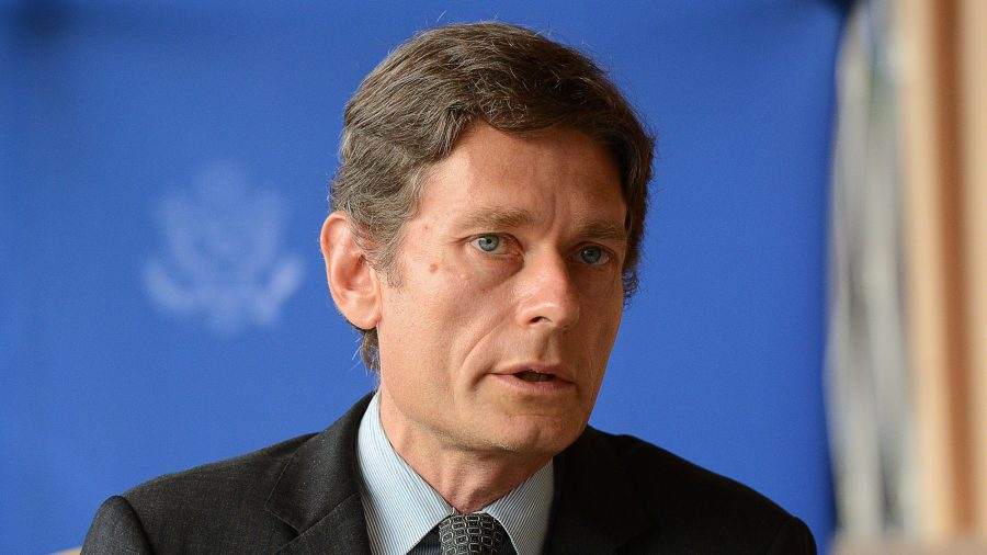 Rep. Tom Malinowski Says 'We Need Illegal Immigrants to 'Mow Our Beautiful Lawns'