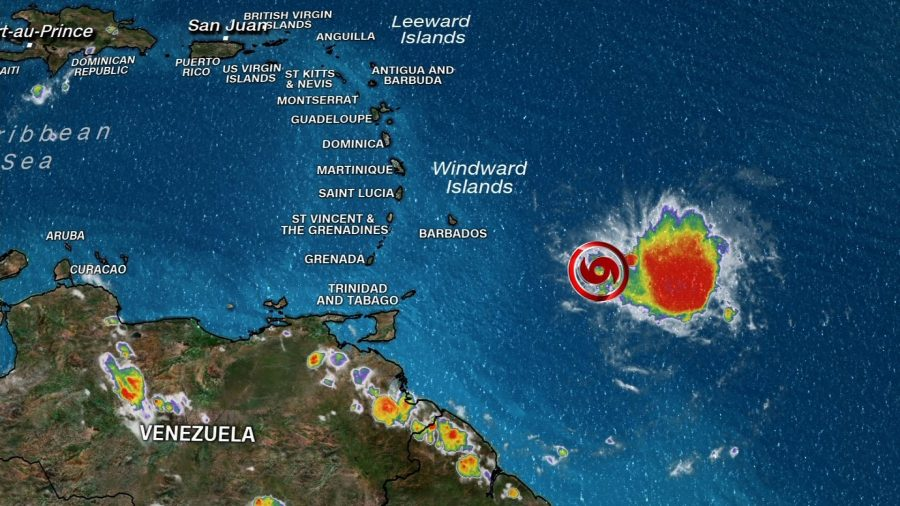 Tropical Storm Dorian Could Become a Hurricane by Tuesday as It Threatens Puerto Rico