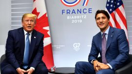 Trump Hopes Congress Will Vote Soon on Trade Deal With Canada, Mexico