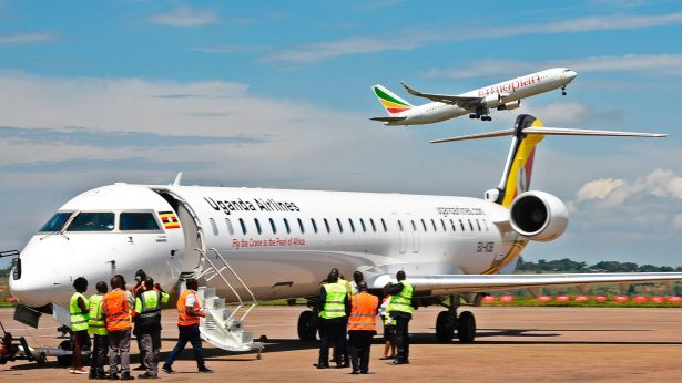 Uganda Airlines Relaunches Nearly 20 Years After It Vanished
