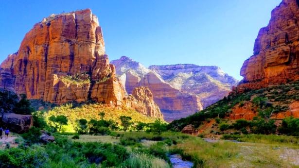 Utah's Zion National Park 1