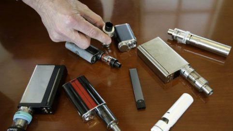 Reported Illness Among Vapers Reaches 150 Possible Cases