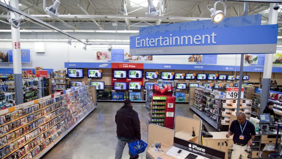 Walmart Pulls Violent Game Displays; No Change on Gun Sales