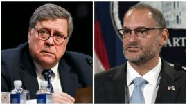 AG Barr Replaces Prisons Director in Wake of Jeffrey Epstein's Death