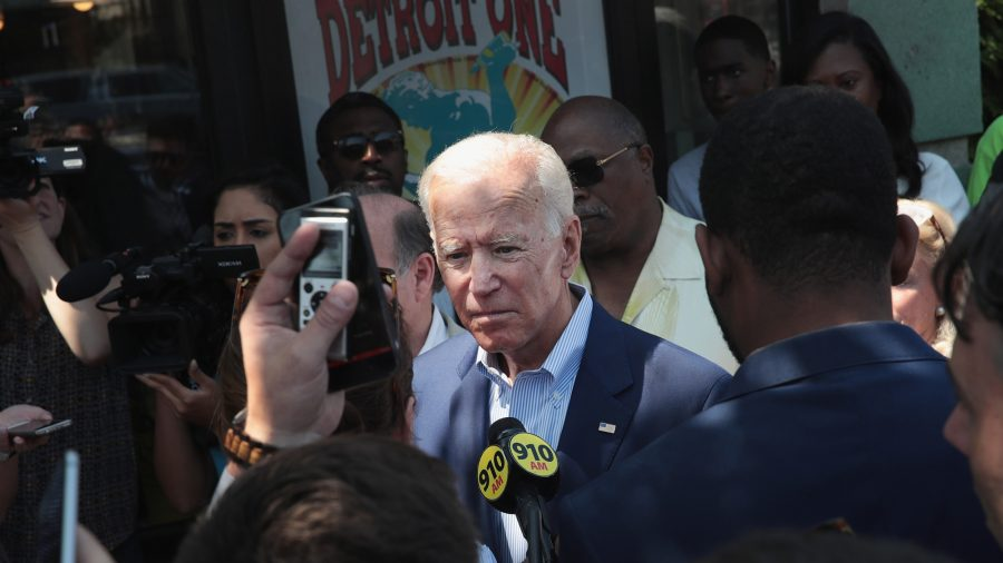Biden: Criticism of Obama During Democratic Debate 'Surprised Me'