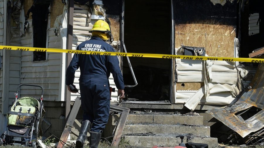 Firefighter Was Dad to 3 of 5 Children Killed in Day Care Fire