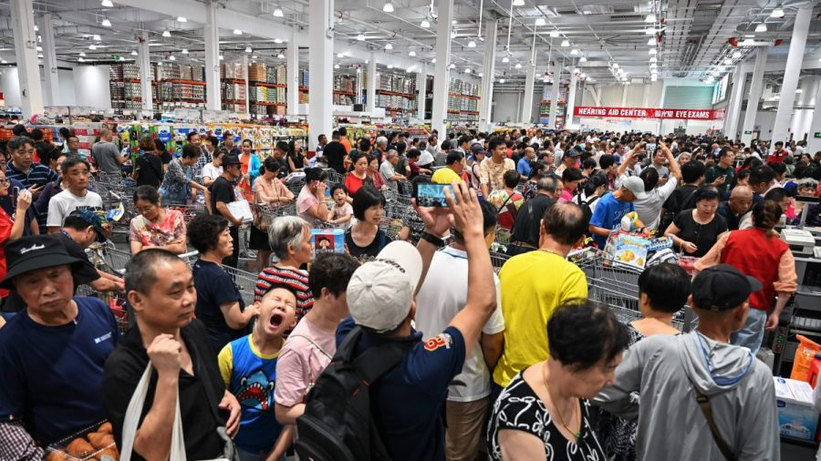 Costco's First China Store Was Shut Down After It Got Too Crowded