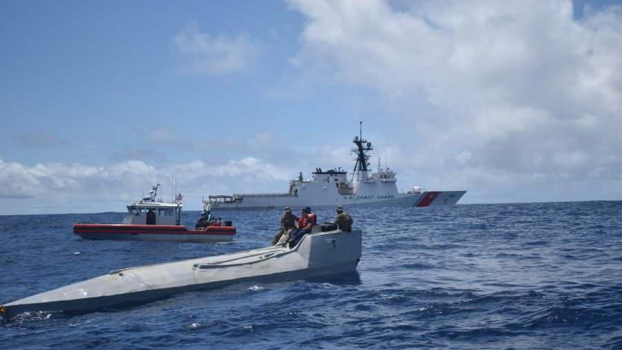 Coast Guard's Security Cutter Seizes Over 4,600 Pounds of Cocaine, Second Cocaine Bust in 5 Days