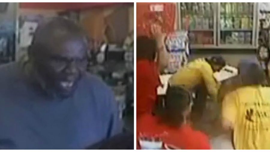 Video: Hostages Held at Gunpoint at Gas Station Overwhelm Man Who Shot Customer