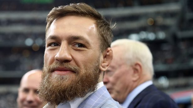 Video Emerges Showing Conor McGregor Punching Old Man in Face