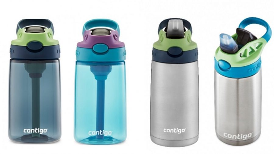 Millions of Contigo Water Bottles Recalled Due to Choking Risk for Children