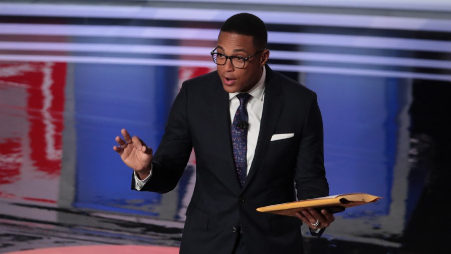 CNN Debate Moderator Don Lemon Refers to Trump's 'Racist Tweets' After President Called Him 'Dumb'