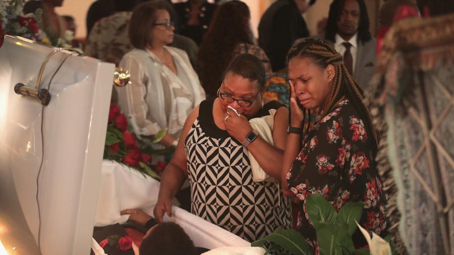 Families Mourn, Bury Those Killed in Ohio and Texas Massacres
