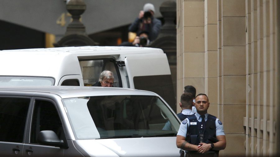 Australian Cardinal George Pell Loses Appeal on Child Sex Abuse Conviction
