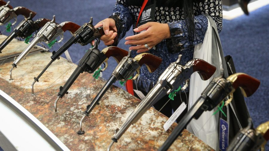 New Texas Gun Laws Set to Provide More Freedoms on Where and When Guns Can Be Carried