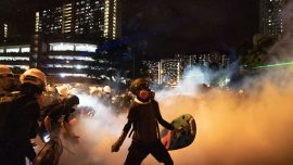US Lawmakers Rebuke Beijing's Tough Words on HK Protests