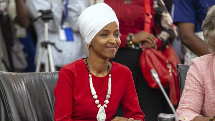 Speaker Pelosi visits Ghana with Somali-American congresswoman mocked by Trump