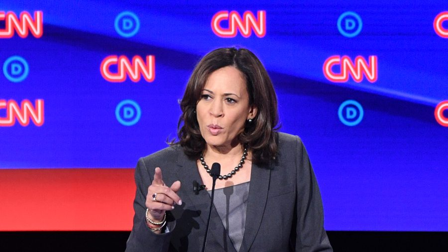 Senator Kamala Harris's Rise Fueled by Big Money Donations, Including Donald Trump