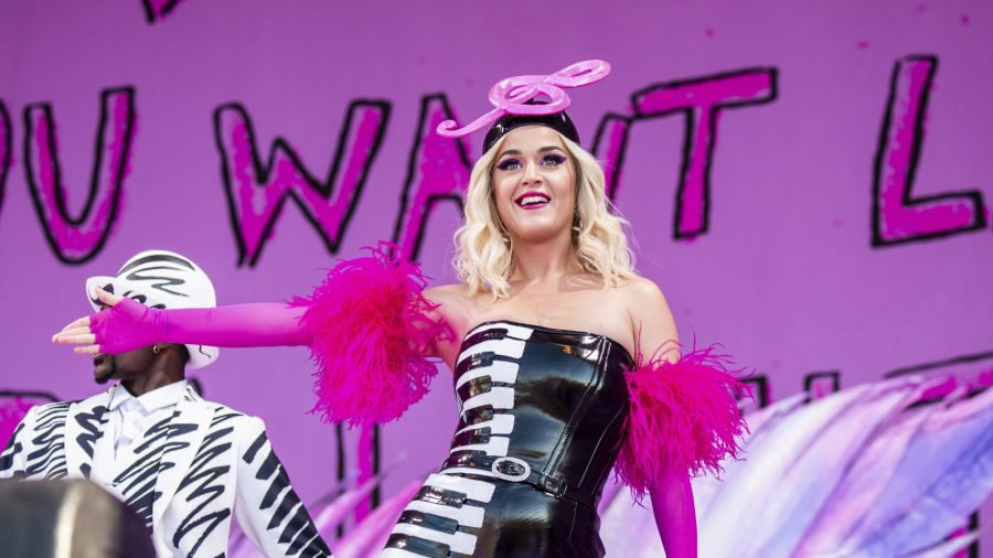 Katy Perry 'Will Continue To Fight' Copyright Infringement Ruling Over 'Dark Horse'