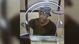 FBI Finds, Arrests Bank Robber Who Handed Teller a Note That Included His Address