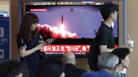 North Korea Launches More Missiles, Threatens to Take 'New Road'