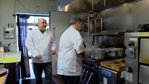 Chef Forges Career as One-Star Chef to Expose Billion-Dollar Company