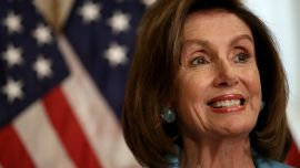 Pelosi Responds to Israel's Decision to Bar Omar, Tlaib From Entering Country