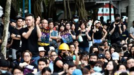 US Lawmakers Press For Passage of Bill to Support Hong Kong, Prompts Angry Beijing Response
