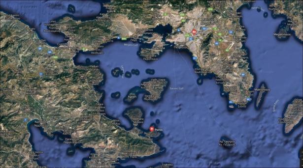 3 Killed in Greek Helicopter Crash Near Island of Poros