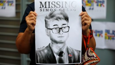 UK Consular Worker Simon Cheng Detained in China, Released, Back in Hong Kong