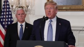 Trump Calls for Strong Background Checks, Immigration Reform Following Mass Murders in Ohio and Texas