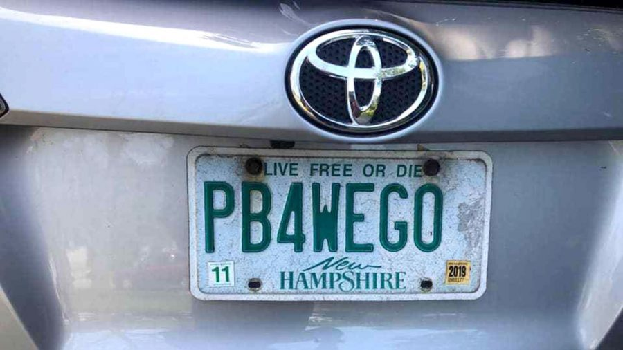 Mom With License Plate 'PB4WEGO' Wins Battle With the State to Keep It
