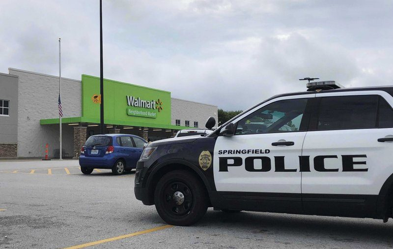 Armed Man Arrested at Missouri Walmart