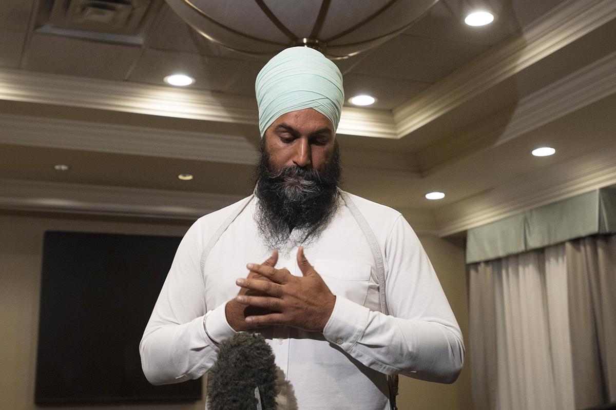 Trudeau brownface photo.